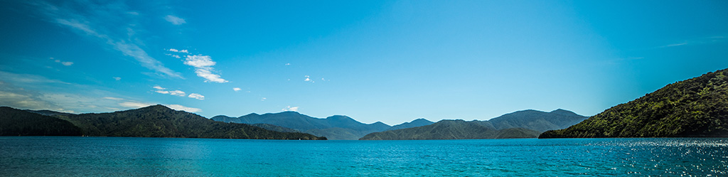 Marlborough Sounds a Kayaking playground